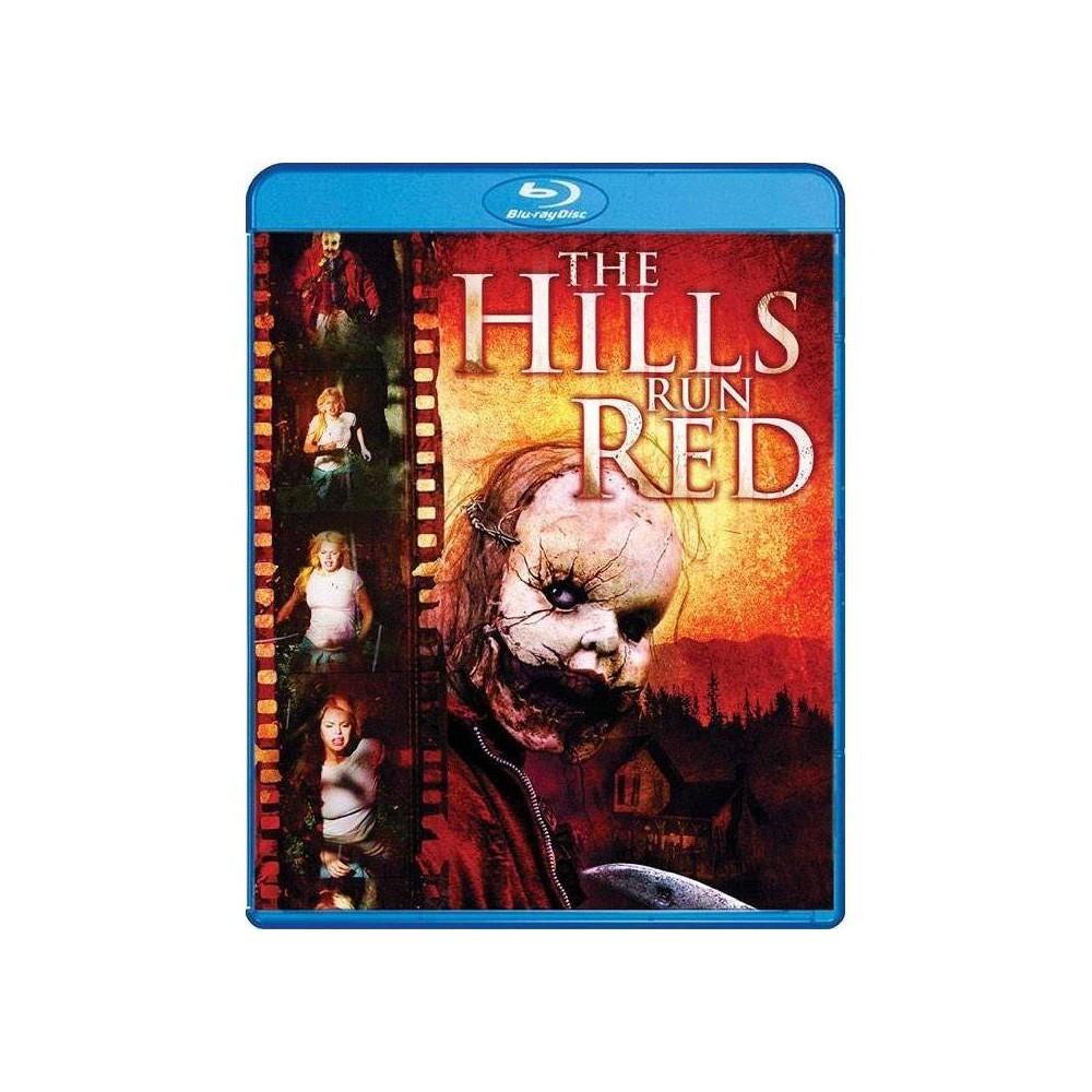 The Hills Run Red Blu Ray 2020