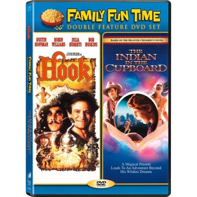 Hook/Indian in the Cupboard: Double Feature (DVD)