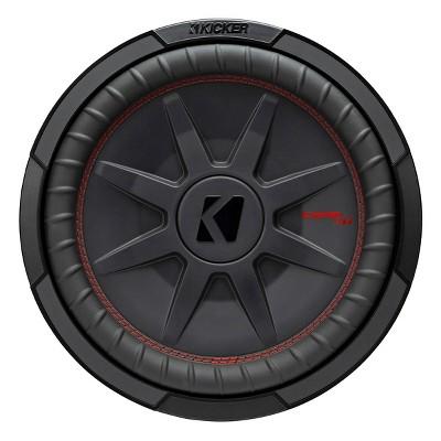 "Kicker 48CWRT122 CompRT 12"" 2-Ohm DVC Subwoofer"