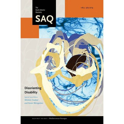 Disorienting Disability - (Paperback) - image 1 of 1