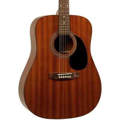 Rogue RA-090 Dreadnought Acoustic Guitar Mahogany