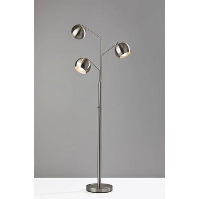 Emerson Tree Lamp Silver - Adesso