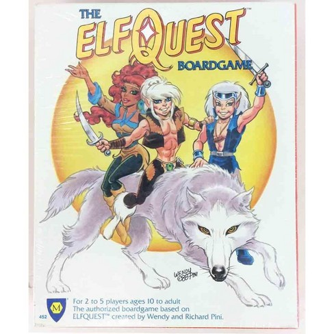 ElfQuest Boardgame, The (2nd Edition) Board Game - image 1 of 1