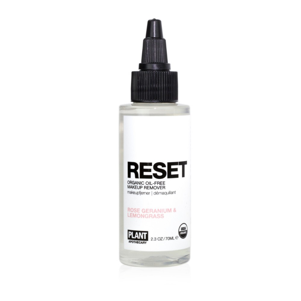 Plant Apothecary Reset Organic Makeup Remover - 2.3 fl oz