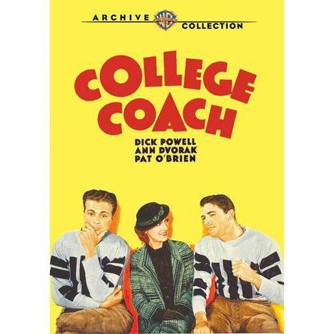 College Coach (DVD) - image 1 of 1