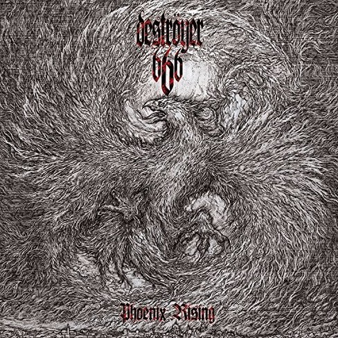 Destroyer 666 - Phoenix rising (Vinyl) - image 1 of 1