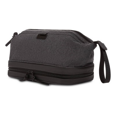 SWISSGEAR Deluxe Toiletry Bag Heather - Gray