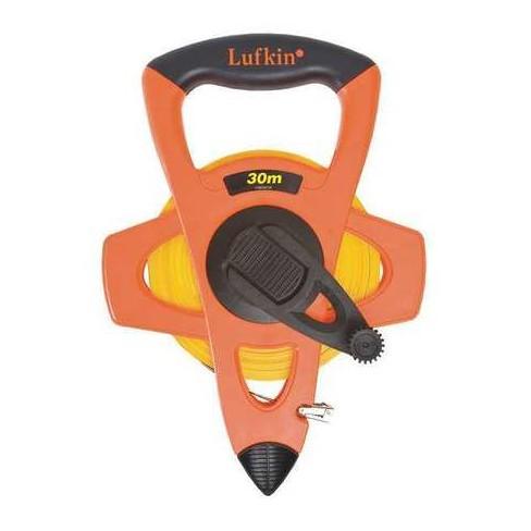 """CRESCENT LUFKIN FE150 150 ft. Tape Measure, 1/2"""" Blade, Orange/Black - image 1 of 1"""
