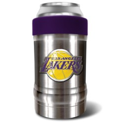 f4fbeb850905 NBA Los Angeles Lakers 12oz Locker Double-Wall Can and Bottle Holder