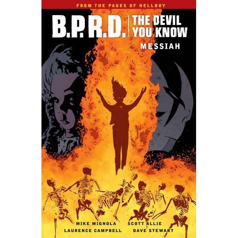 B.P.R.D.: The Devil You Know Volume 1 - Messiah - by  Scott Allie (Paperback) - image 1 of 1