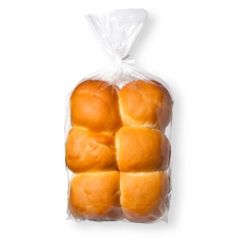 White Dinner Rolls - 24oz/12ct - Market Pantry™ - image 1 of 1