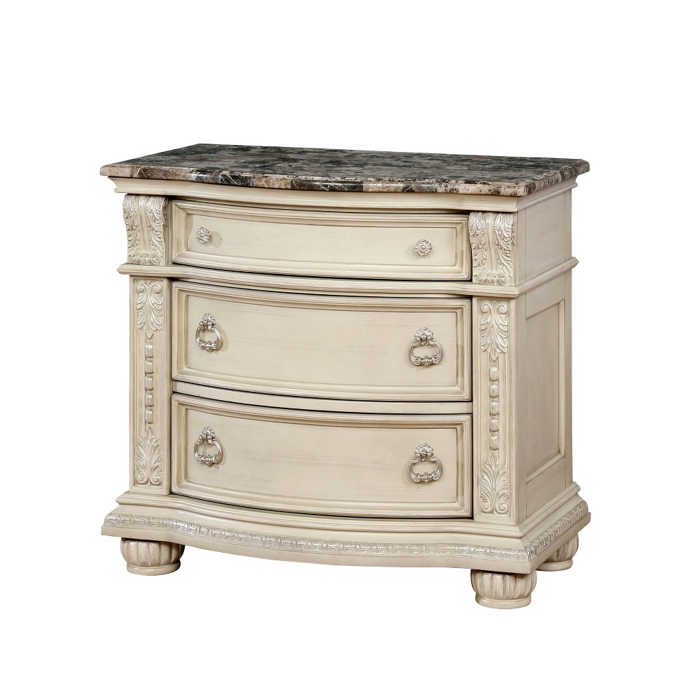 Nightstand Light Taupe - Homes: Inside + Out