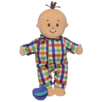 """Manhattan Toy Wee Baby Fella 12"""" Boy Baby Doll"""