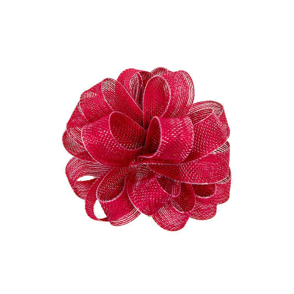 Image of Decorative Bow Burgundy - Spritz , Red
