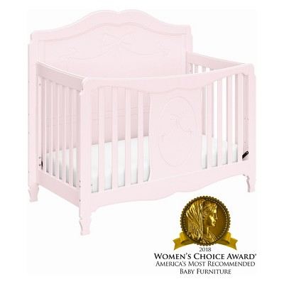 Storkcraft Princess 4 In 1 Convertible Crib   Primrose Pink : Target