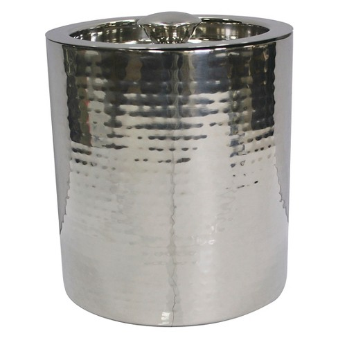 Ice Bucket-Stainless Steel - Threshold™ - image 1 of 1