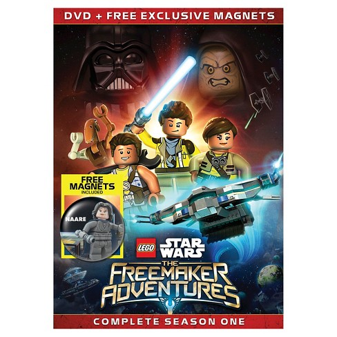 Lego Star Wars: The Freemaker Adventures (DVD) - image 1 of 1