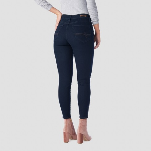 DENIZEN® from Levi's® Women's High-Rise Ankle Zip Jeggings - (Juniors') - image 1 of 3