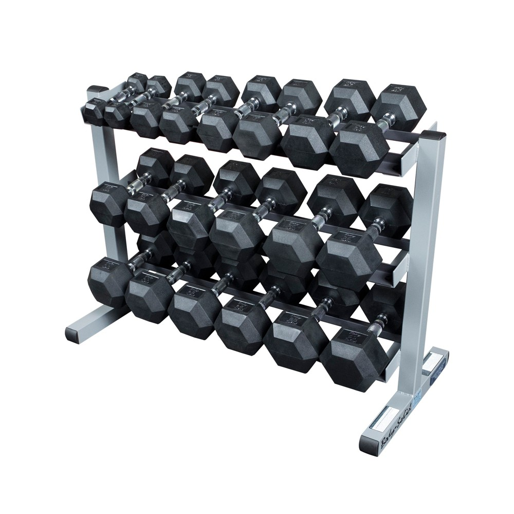 body solid dumbbell set