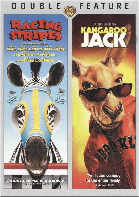 Racing Stripes/Kangaroo Jack - image 1 of 1