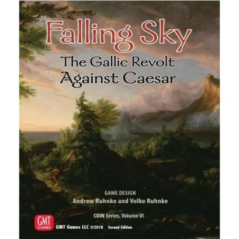 Falling Sky - The Gallic Revolt Against Caesar (2nd Edition) Board Game - image 1 of 1