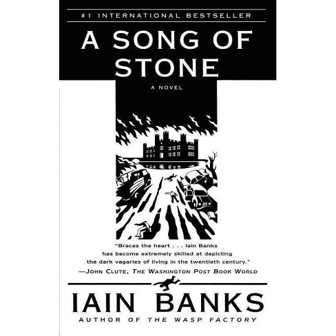 A Song of Stone - by  Iain M Banks (Paperback) - image 1 of 1