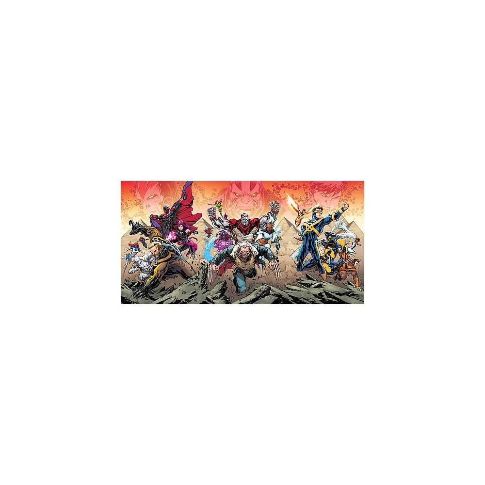 X-Men : Apocalpyse Wars (Hardcover) (Cullen Bunn & Dennis Hopeless & Jeff Lemire)