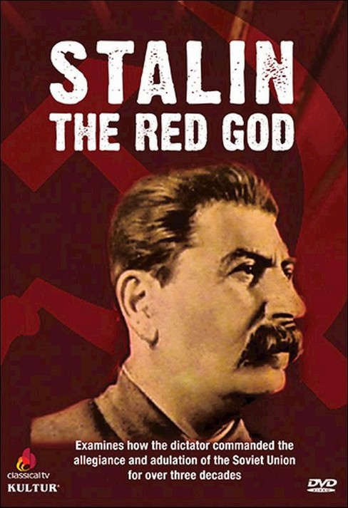 Stalin:Red god (DVD) - image 1 of 1