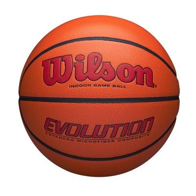 """Wilson 29.5"""" SC Evolution Game Ball - Orange"""