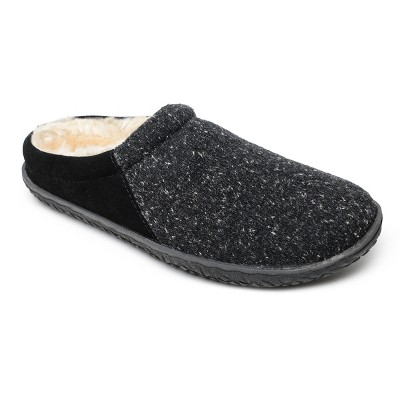 Minnetonka Women's Textile Tahoe Clog Slipper