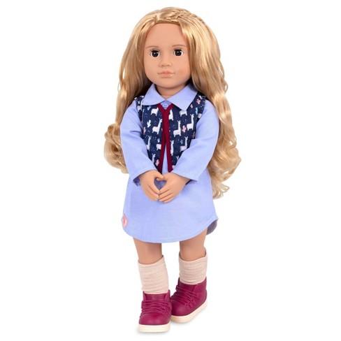 Our Generation Regular Travel Doll - Amalia - image 1 of 3