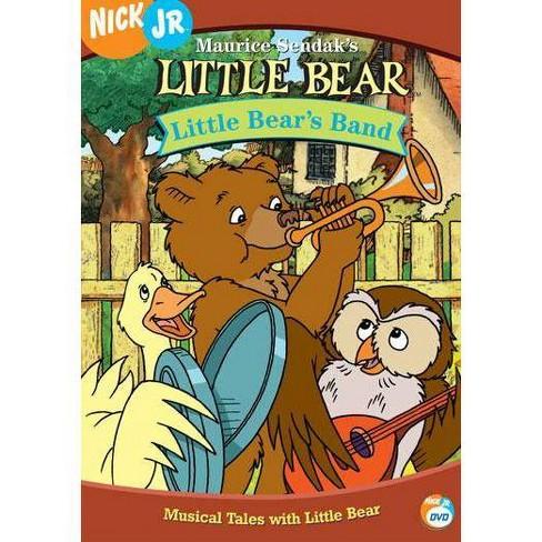 Little Bear: Little Bear's Band (DVD) - image 1 of 1