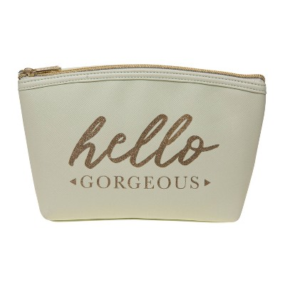 Ruby + Cash Zip Cosmetic Pouch - Hello Gorgeous