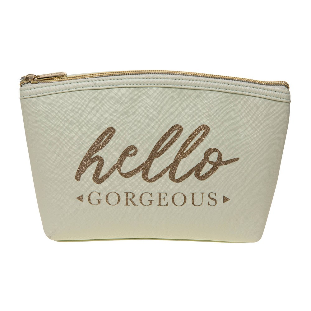 Image of Ruby + Cash Zip Cosmetic Pouch - Hello Gorgeous