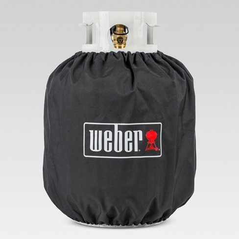 Weber Tank Cover - Black - image 1 of 4
