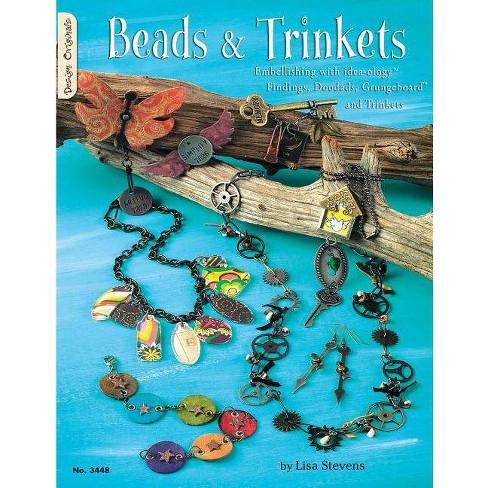 Beads & Trinkets - by  Lisa Stevens (Paperback) - image 1 of 1