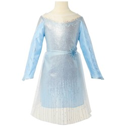 Disney Frozen 2 Feature Elsa Black Sea Dress (Target Exclusive)
