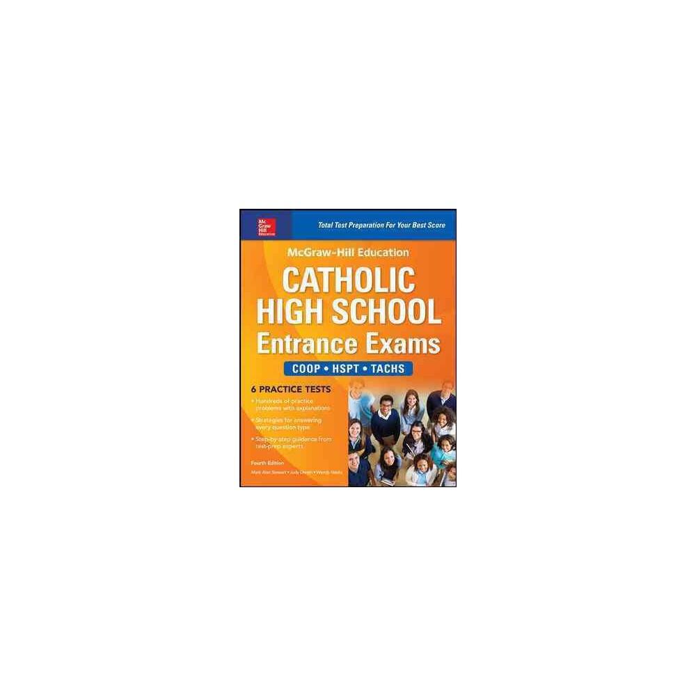 Catholic High School Entrance Exams (Paperback) (Wendy Hanks & Mark Alan Stewart & Judy Unrein)