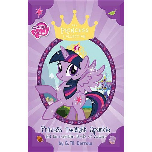 Twilight Sparkle and the Forgotten Books of Autumn - (My Little Pony (Little, Brown & Company)) - image 1 of 1