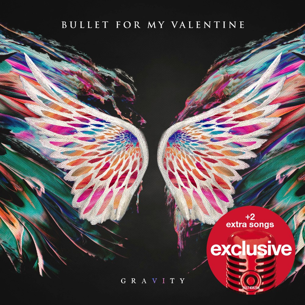 Bullet for My Valentine - Gravity (Target Exclusive)