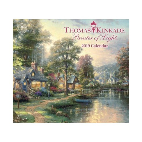 thomas kinkade home for the holidays library edition