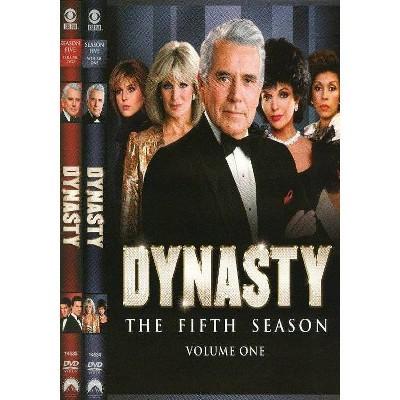 Dynasty: The Fifth Season (DVD)(2011)
