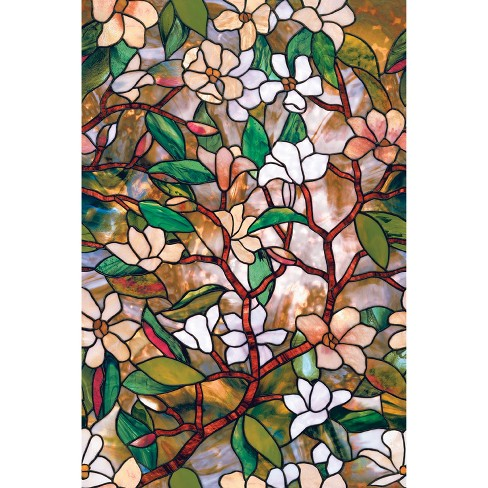 "24"" x 36"" Magnolia Window Film - Artscape - image 1 of 4"