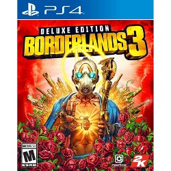Borderlands 3: Deluxe Edition - PlayStation 4