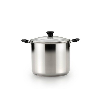 T-fal 12qt Stainless Stock Pot