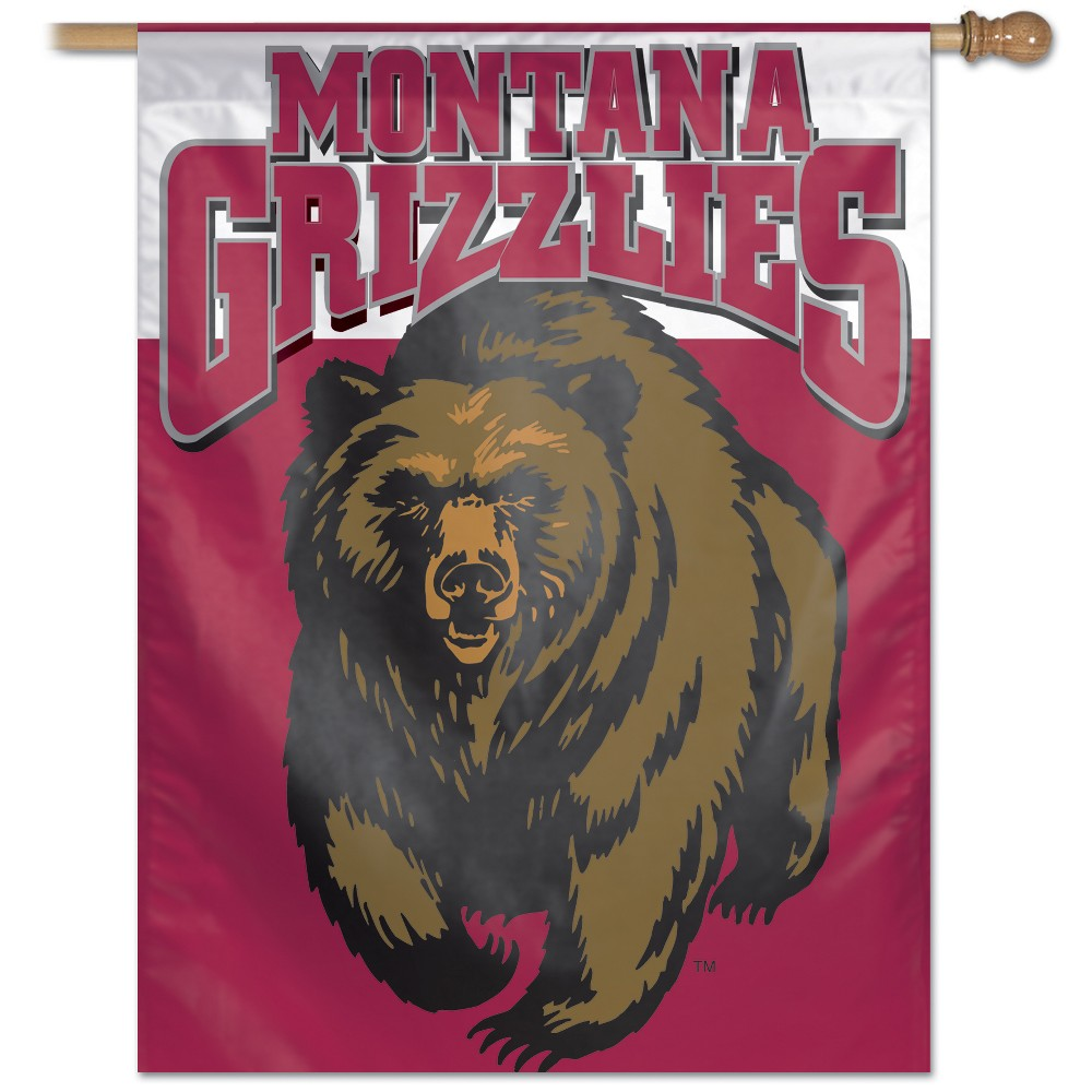 NCAA Montana Grizzlies Wall Sign