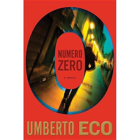 Numero Zero - by  Umberto Eco (Hardcover) - image 1 of 1