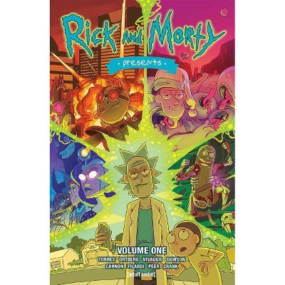 Rick and Morty Presents Vol. 1, 1 - by  Magdalene Visaggio & J Torres & Daniel Mallory Ortberg & Delilah S Dawson (Paperback)