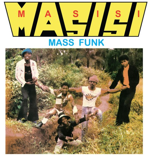 Masisi Mass Funk - I Want You Girl (CD) - image 1 of 1