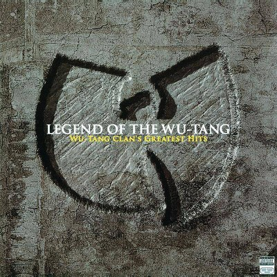 Wu-Tang Clan - Legend of The Wu-Tang: Wu-Tang Clan's Greatest Hits (CD)